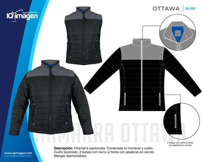 Ficha Chamarra Ottawa Detalles 1